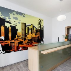 I'm Easy Housing Hostel Прага интерьер отеля