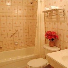 Отель Le Grand Penthouse Hotel Гайана, Джорджтаун - отзывы, цены и фото номеров - забронировать отель Le Grand Penthouse Hotel онлайн ванная