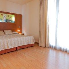 Отель Checkin Valencia Валенсия комната для гостей фото 5
