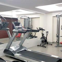 Hotel Gran Ultonia фитнесс-зал