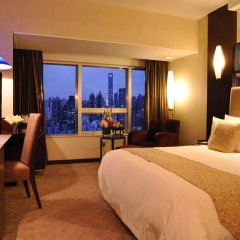 Shanghai Grand Trustel Purple Mountain Hotel комната для гостей