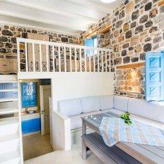 Отель H Hotel Pserimos Villas Греция, Калимнос - отзывы, цены и фото номеров - забронировать отель H Hotel Pserimos Villas онлайн комната для гостей фото 3
