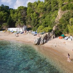 Отель Xaine Park пляж фото 2