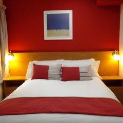 Le Villé Hotel комната для гостей
