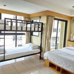 Отель Sillemon Garden Бангкок комната для гостей фото 4