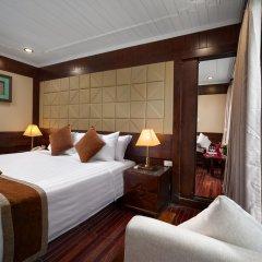 Отель Pelican Halong Cruise комната для гостей фото 3