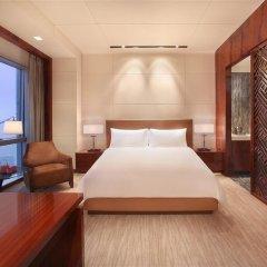 Отель Grand Hyatt Shenzhen Китай, Шэньчжэнь - отзывы, цены и фото номеров - забронировать отель Grand Hyatt Shenzhen онлайн комната для гостей фото 5