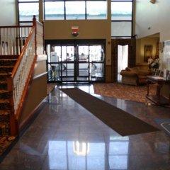 Отель Best Western - Suites Колумбус интерьер отеля