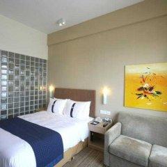Отель Holiday Inn Express Suzhou Changjiang комната для гостей фото 2