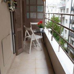 Отель House Loft Foursquare балкон