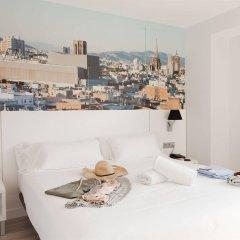 Отель Andante Hotel Испания, Барселона - 1 отзыв об отеле, цены и фото номеров - забронировать отель Andante Hotel онлайн комната для гостей фото 3