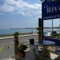 Hotel La Riva Джардини Наксос пляж