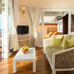 Отель Sun Aqua Vilu Reef комната для гостей фото 2