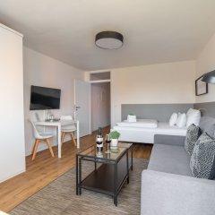 Отель StayS Apartments Германия, Нюрнберг - отзывы, цены и фото номеров - забронировать отель StayS Apartments онлайн комната для гостей