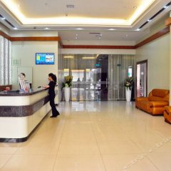 Zhuxing Hotel (Jiangxia Metro Station) интерьер отеля фото 3