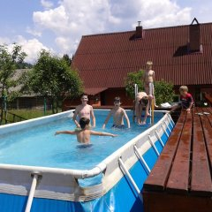 Гостиница Villa Rechka бассейн