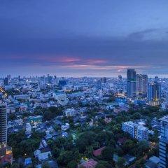 Отель Urbana Sathorn Бангкок балкон