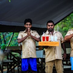 Отель Yala Safari Camping Шри-Ланка, Катарагама - отзывы, цены и фото номеров - забронировать отель Yala Safari Camping онлайн развлечения