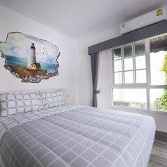 S7 Hostel Бангкок комната для гостей фото 2