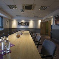 Отель Jurys Inn Glasgow Глазго помещение для мероприятий