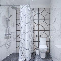 Гостиница Новая История ванная