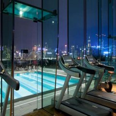 Hotel ICON фитнесс-зал фото 4