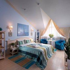 Гостевой дом Наша Дача комната для гостей фото 3