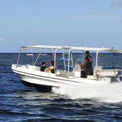 Отель Kosrae Nautilus Resort Федеративные Штаты Микронезии, Косраэ - отзывы, цены и фото номеров - забронировать отель Kosrae Nautilus Resort онлайн приотельная территория фото 2