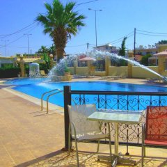 Antonios Hotel бассейн фото 2