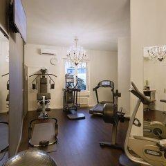 Отель Beau Rivage Geneva Швейцария, Женева - 2 отзыва об отеле, цены и фото номеров - забронировать отель Beau Rivage Geneva онлайн фитнесс-зал фото 3