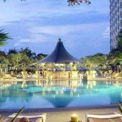 Отель Fairmont Singapore Сингапур бассейн фото 3