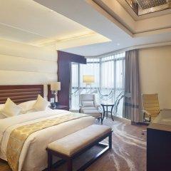 Отель Crowne Plaza Foshan комната для гостей фото 3