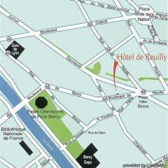 Отель Hôtel Le Quartier Bercy Square - Paris фото 27