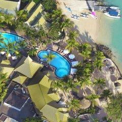 Veranda Grand Baie Hotel & Spa пляж