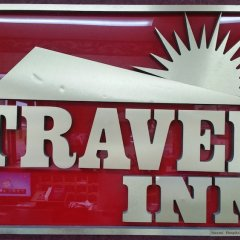 Отель Travel Inn интерьер отеля фото 3