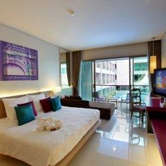 Отель The Kee Resort & Spa 4* Стандартный номер с различными типами кроватей фото 10