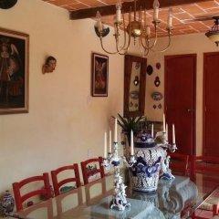 Отель Maria Del Alma Guest House Мексика, Мехико - отзывы, цены и фото номеров - забронировать отель Maria Del Alma Guest House онлайн питание фото 3