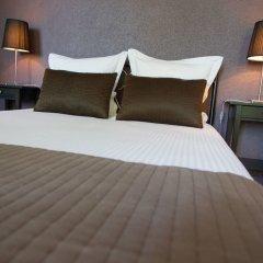 Отель Pension Vakantie Logies Hollywood сейф в номере