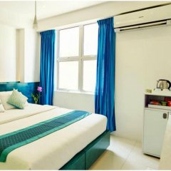 Бутик-отель Planktons Beach Мале комната для гостей фото 4