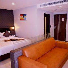 Picnic Hotel Bangkok комната для гостей фото 4
