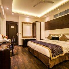 Отель Grand Godwin Индия, Нью-Дели - отзывы, цены и фото номеров - забронировать отель Grand Godwin онлайн комната для гостей фото 2