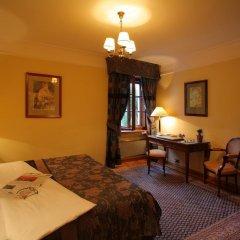 Отель Golden Well Прага комната для гостей фото 5
