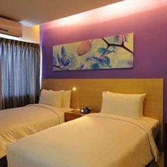 Отель Glow Central Pattaya Паттайя комната для гостей фото 9
