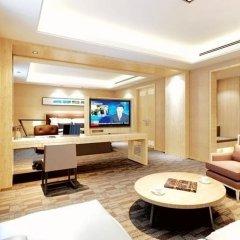 Отель Xiamen Huli Yihao Hotel Китай, Сямынь - отзывы, цены и фото номеров - забронировать отель Xiamen Huli Yihao Hotel онлайн комната для гостей фото 3