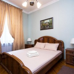 Гостиница ApartLux Tverskaya-Yamskaya комната для гостей фото 3