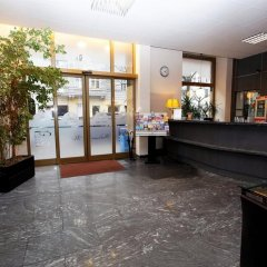 Hotel Europa City интерьер отеля