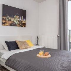 Отель Chill Apartments Bliska Wola Польша, Варшава - отзывы, цены и фото номеров - забронировать отель Chill Apartments Bliska Wola онлайн комната для гостей фото 4