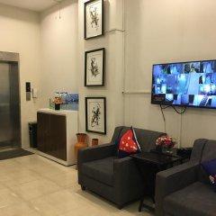 My Hoa 1 Hotel Ханой комната для гостей
