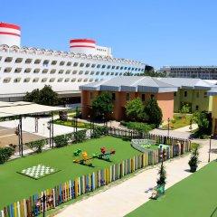 Transatlantik Hotel & Spa Кемер спортивное сооружение