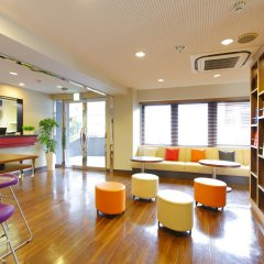 Hotel MyStays Asakusa гостиничный бар